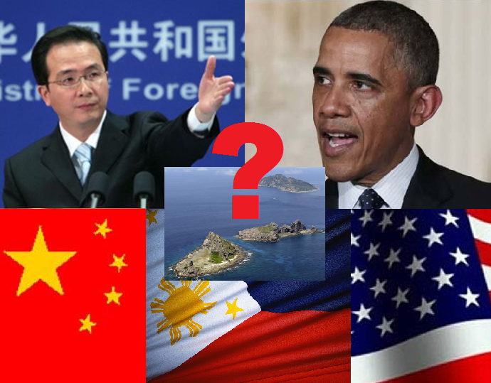 US Warns China about Possibile Use of Force to Pursue its Claims to Ayungin Shoal