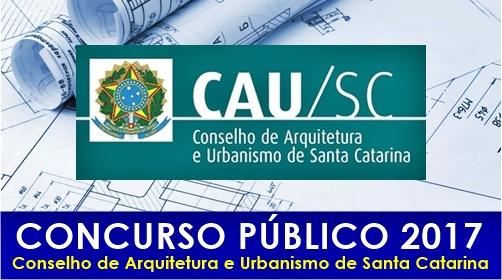 Apostila CAU-SC 2017