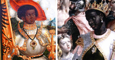 Moors who ruled as Black kings in Europe