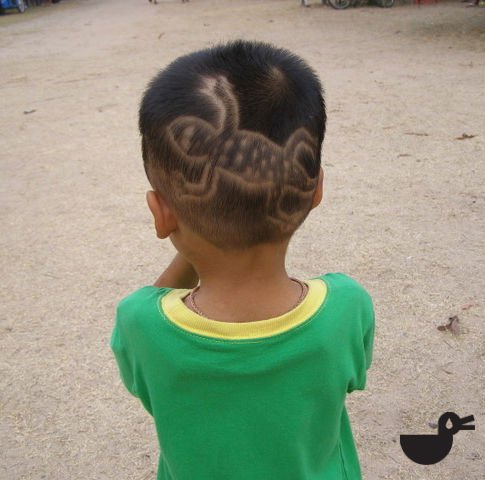 Shop Chill Chill School Student Banned From Lizard Haircut