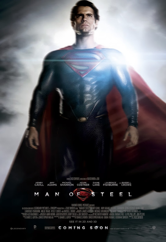 Superman: Man of Steel Poster