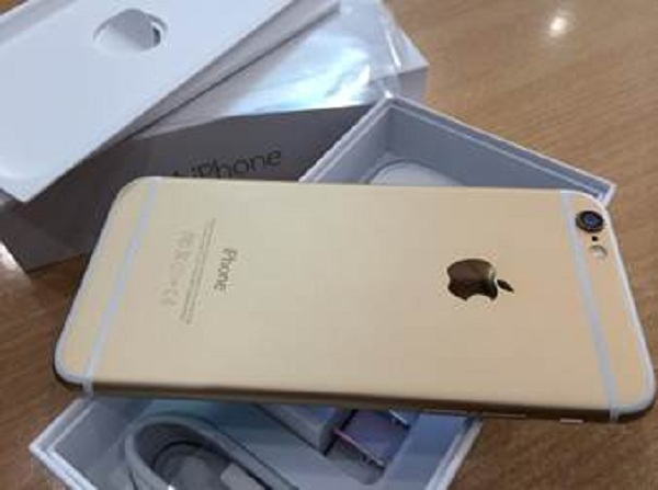 test iphone 6 cũ