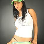 Andrea Rincon – Selena Spice – Cachetero Verde Foto 75