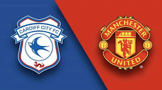 Susunan Pemain Cardiff City vs Manchester United