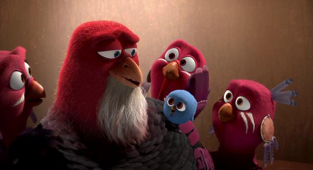 Free Birds (2013) Dual Audio [Hindi-English] 720p BluRay ESubs Download