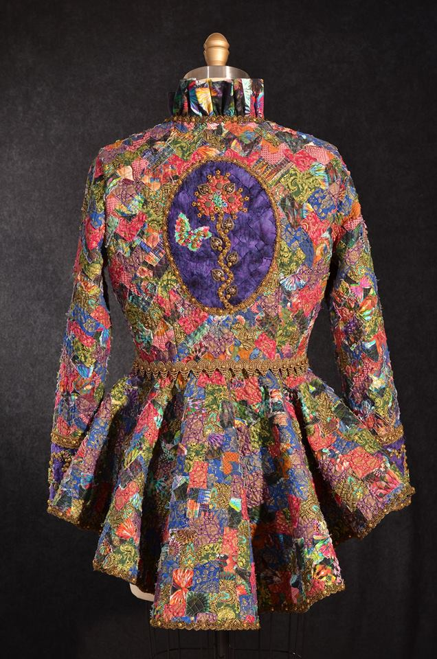 quiltowe ubrania
