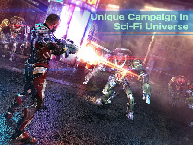 Best FPS Shooting Games for Android apk Free Download Dead Earth
