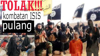 Tolak ISIS / Catatan Adi