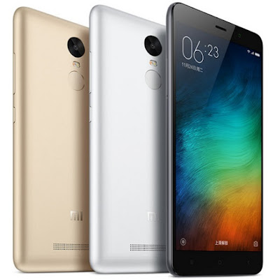 Spesifikasi dan Harga Xiaomi Redmi 3 Pro