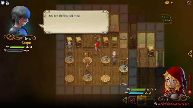 Dragon FIn Soup Gameplay Screenshot 4