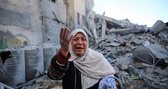 """في غزة: صاروخ """"إسرائيلي"""" يقتل فرحة عروس """"الجمعة"""""""