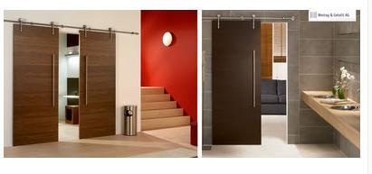 Fotos y dise os de puertas puertas correderas de dise o for Modelos de puertas corredizas de madera