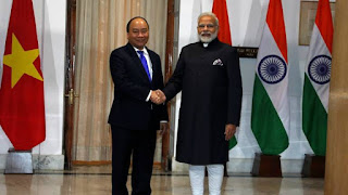 India and Vietnam Release First-Ever Commemorative Stamps