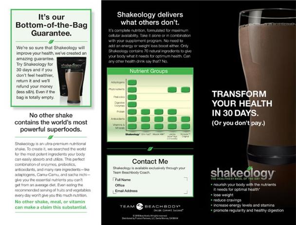 Become a Shakeology Affiliate - Shakeology Affiliate Program