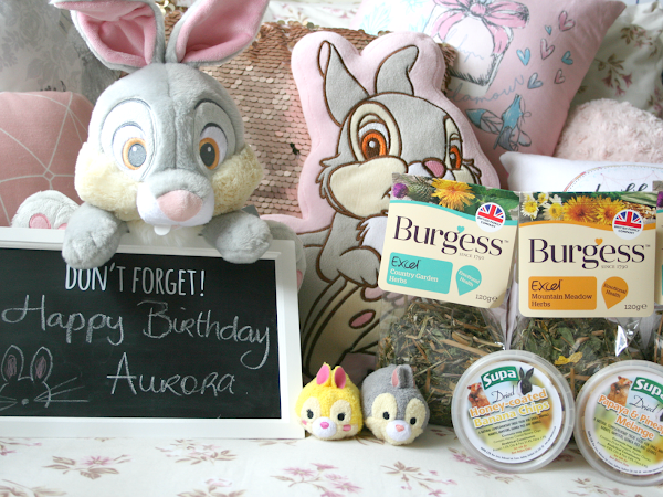 Happy 1st Birthday Aurora