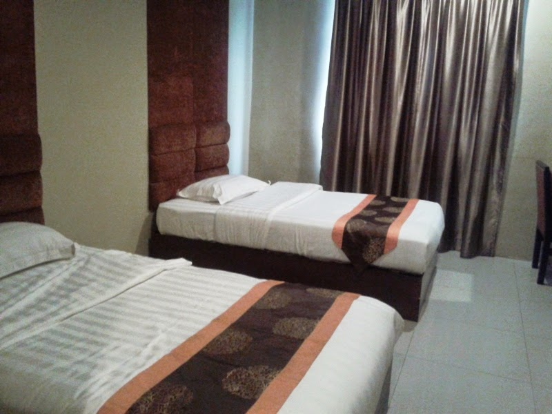 kamar hotel nagoya batam