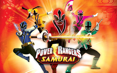 Power Rangers Samurai