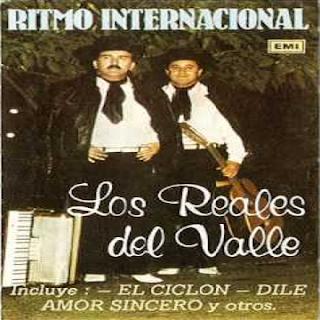 los reales del valle ritmo internacional