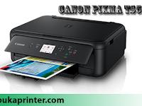 Review Spesifikasi, Kelebihan, Harga dan Free Download Driver Canon Pixma TS5170
