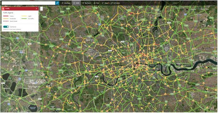 تطبيق-Bing-Maps