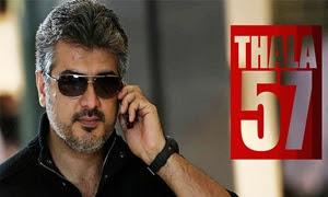 Ajith's 57 Film Starts Shooting at June