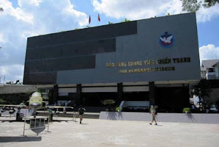 war remnants museum ho chi minh city