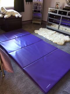 Greatmats folding gymnastics mats