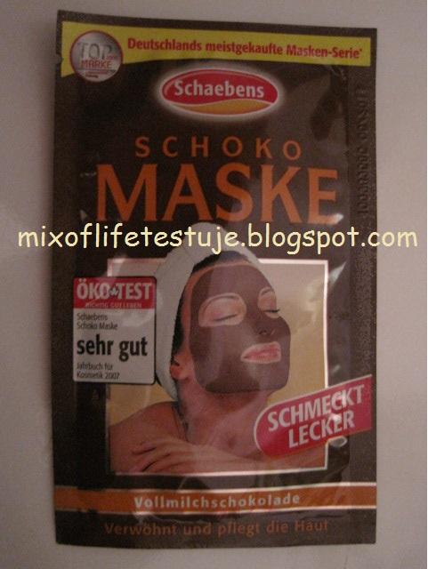 czekolada na twarzy, czekolada,