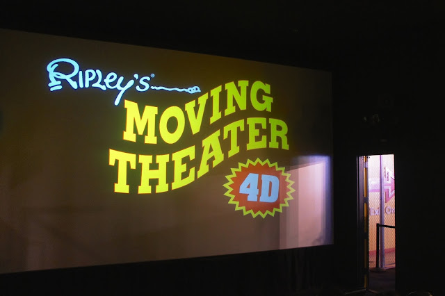 Ripley's Odditorium 4D Theatre in Downtown San Antonio Review and Discount Online Tickets