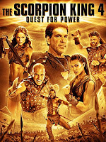 The Scorpion King 4 Quest for Power 2015 English 720p BluRay ESubs Download