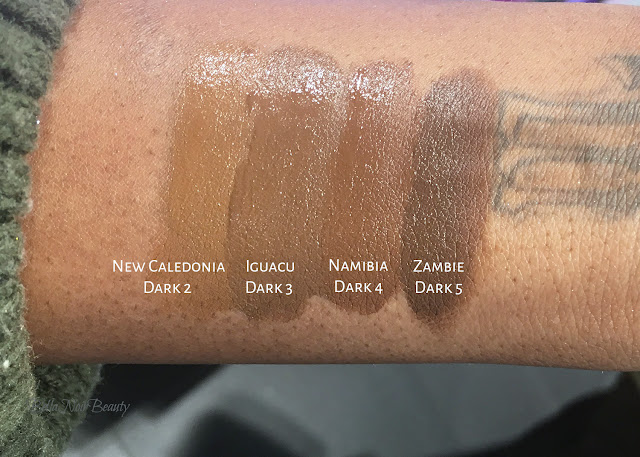 Nars Natural Radiant Longwear Foundation | bellanoirbeauty.com