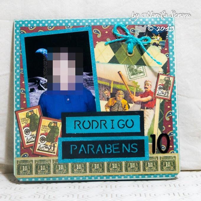 Gift Card Holder / Porta Cartão Oferta/Dinheiro