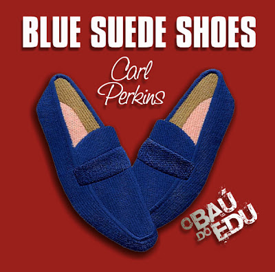 Black Sabbath Blue Suede Shoes