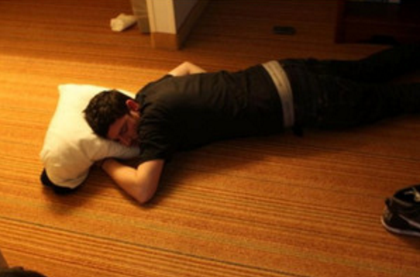 Is Sleeping On The Floor Bad For You