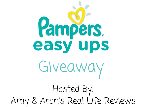 Pampers Easy Ups Giveaway