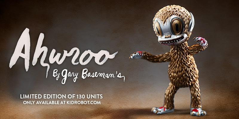KidRobot The High Priest of Toby 10 Inch Vinyl Art Figure by Gary Baseman NEW