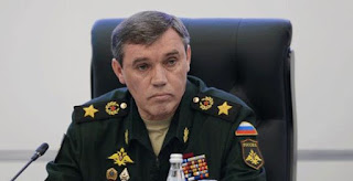 Russia's General Staff Valery Gerasimov