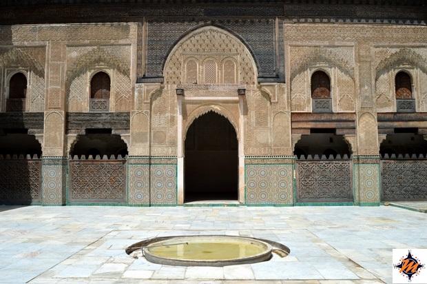 Fes, Madrasa Bou Inania