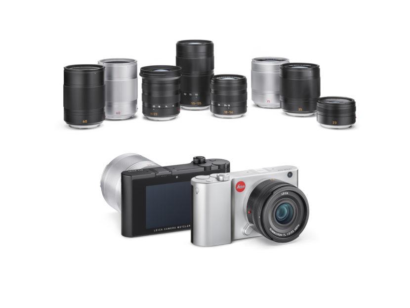 Leica TL2 и парк объективов