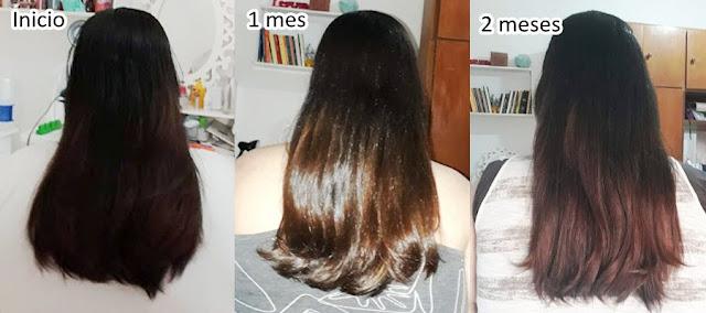 cabelo crescer rapido