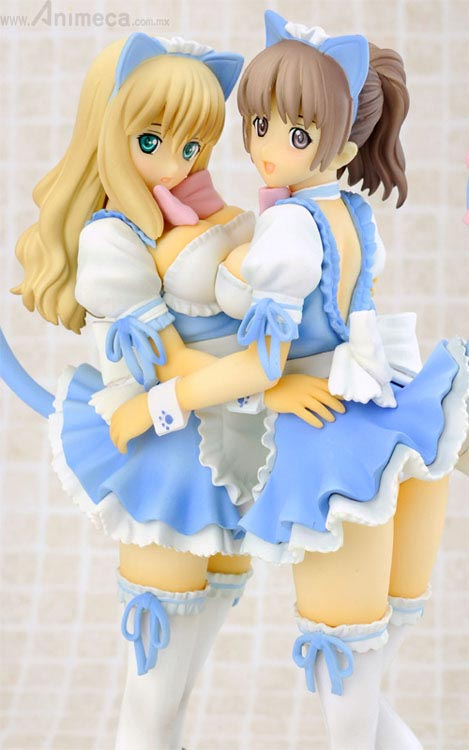 FIGURE E2 Original Tony x Takeshi Miyagawa Vol.2 Cat Eared Maid Alice Blue Ver. mediation