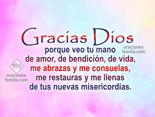 Oraciones Cortas Con Frases Para Agradecer A Dios Por Ayudarme