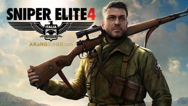 Free Download Game Pc Sniper Elite 4 Deluxe Edition Full Version, Sniper Elite 4 Deluxe Edition Full Repack