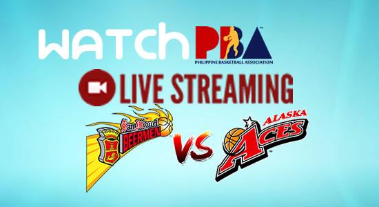 Livestream List: SMB vs Alaska game live streaming February 16, 2018 PBA Philippine Cup