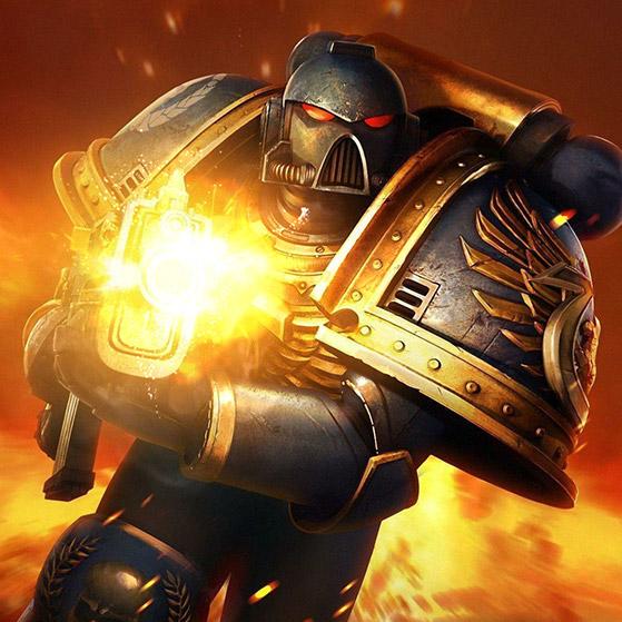 Warhammer 40k Space Marine Wallpaper Engine   Download ...