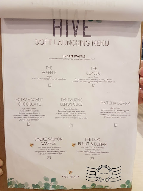 HIVE - A Casual Eatery Connecting People @ The Promenade, Bayan Baru, Penang