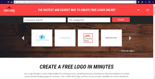 5 Situs Untuk Membuat Logo Online Gratis