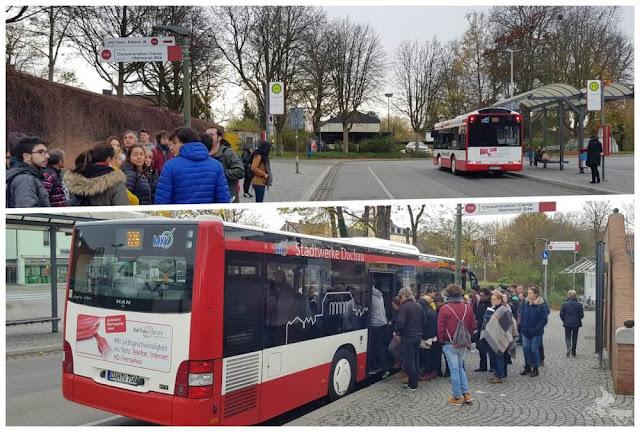 bus 726 a Dachau