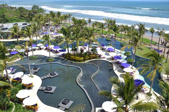 Resorts Bali Indonésia