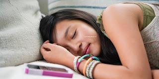 Posisi Tidur Mempengaruhi Kesehatan :: PortalBisnisBersama